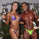 Bodytech Muscle and Fitness Show