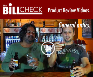 "The Bill Check ""Antics"" Ad 1"