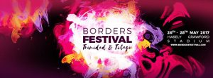 Borders Festival 2017 @ Hasely Crawford Stadium