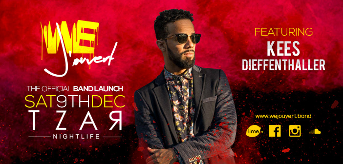 WE J'ouvert 2018 BAND Launch FINAL Artiste – Kees