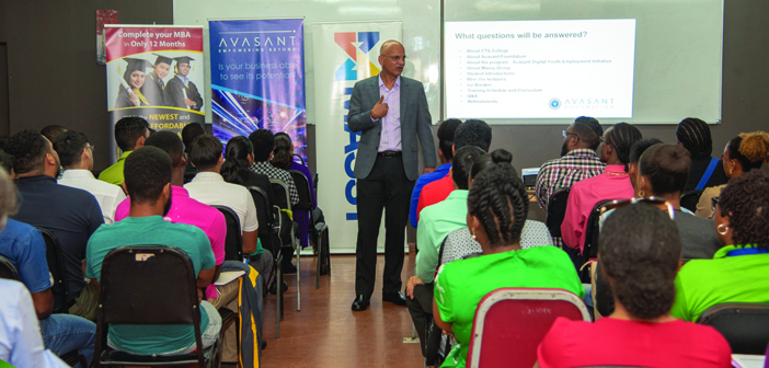 CTS College and Avasant Foundation – Scholarship Orientation