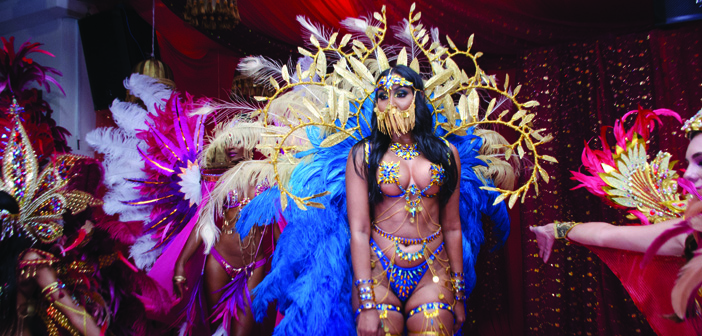 Harem Carnival Band Launch 2019