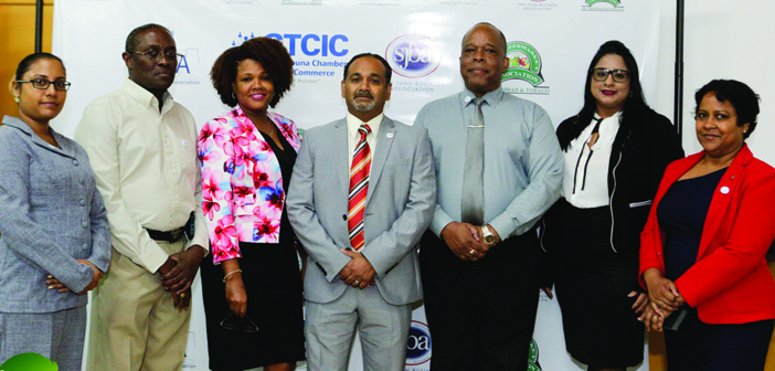 Post Budget Session with East Business Groups and Supermarket Association of T&T